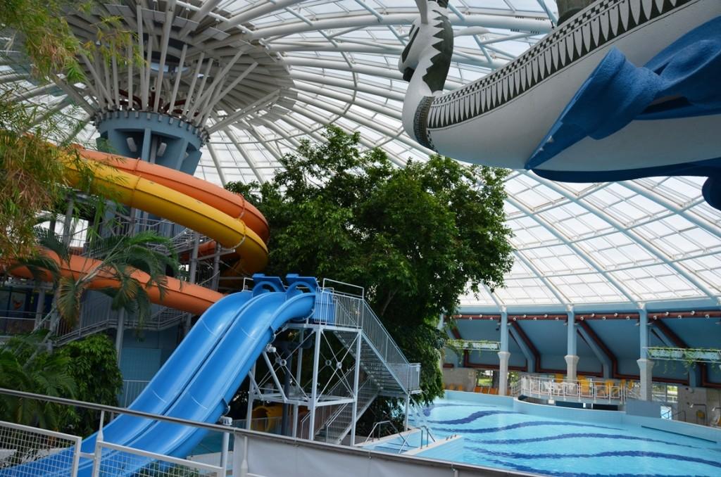 Aquaticum in Debrecen, Hongarije