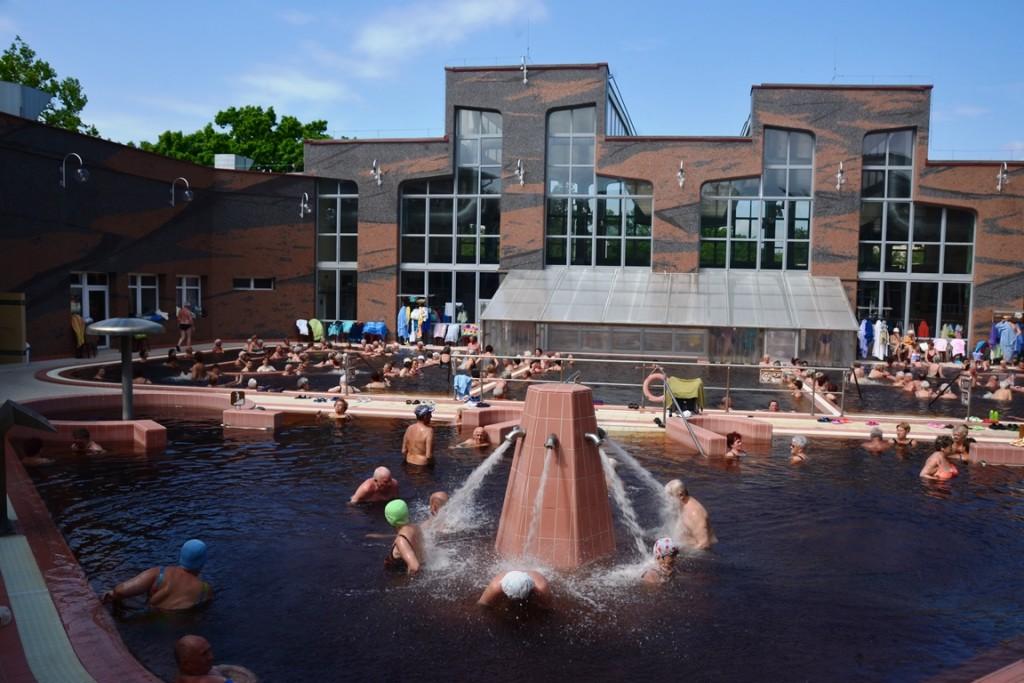 Wellness en zwemmen in Hajduszoboszlo, Hongarije
