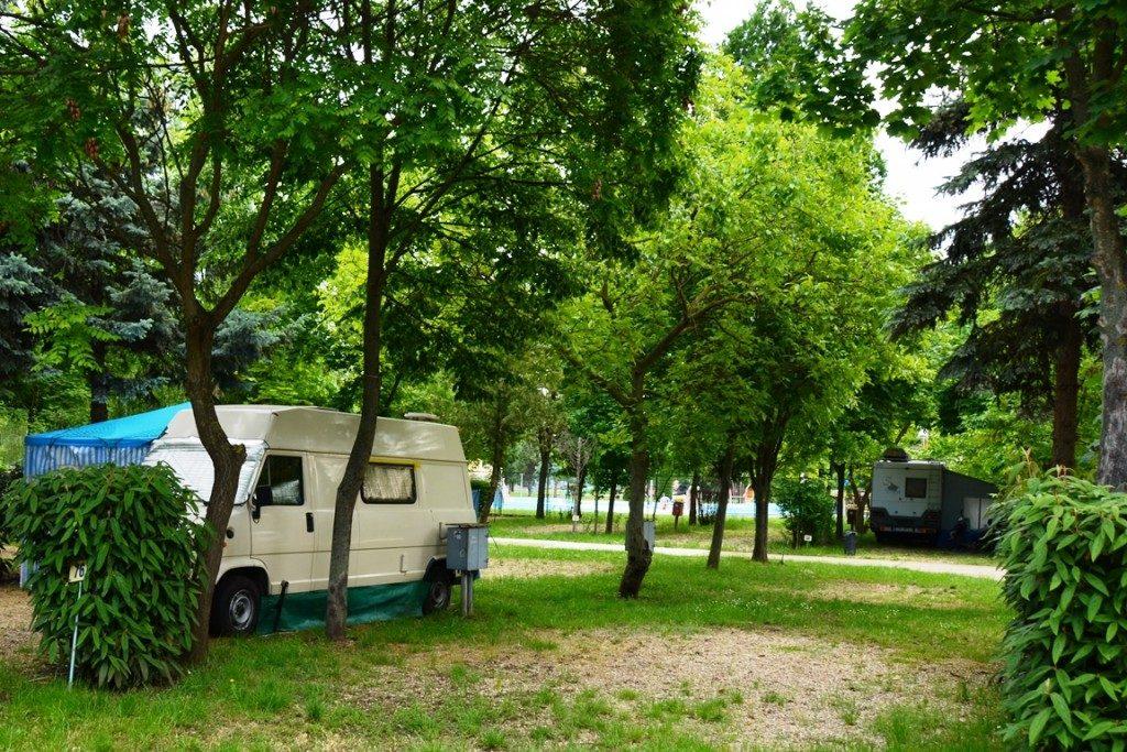 Camping in Hongarije, Hajduszoboszlo