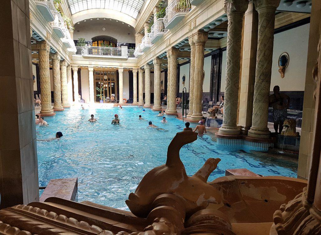 zwemmen in boedapest