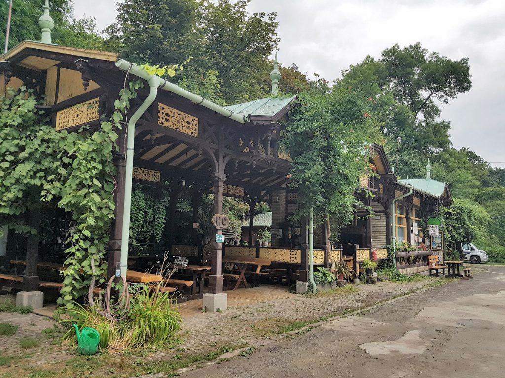 camping bij budapest
