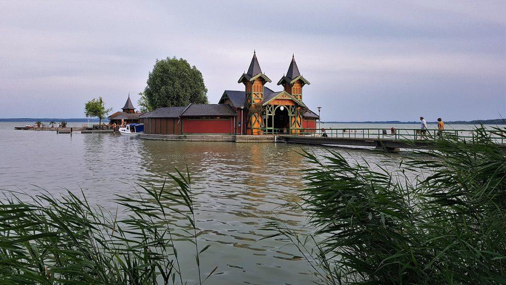 Keszthely aan het Balatonmeer